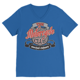 THE MOTORCYCLE CLUB Premium V-Neck T-Shirt