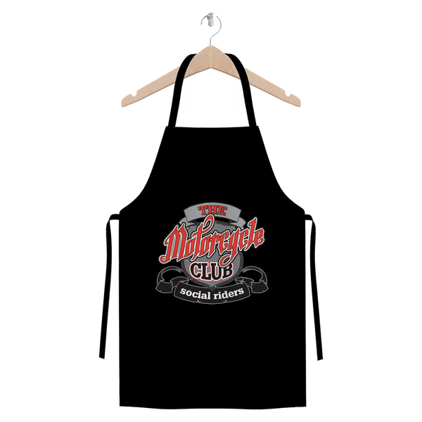 THE MOTORCYCLE CLUB Premium Jersey Apron