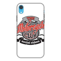 THE MOTORCYCLE CLUB Fully Printed Tough Phone Case