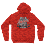THE MOTORCYCLE CLUB Camouflage Adult Hoodie