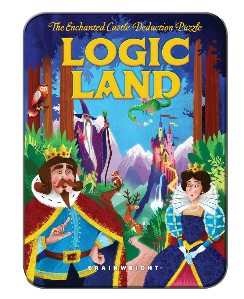 Logic Land Enchanted Castle Puzzle