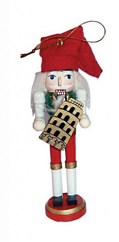 6 Inch Italian Nutcracker Ornament