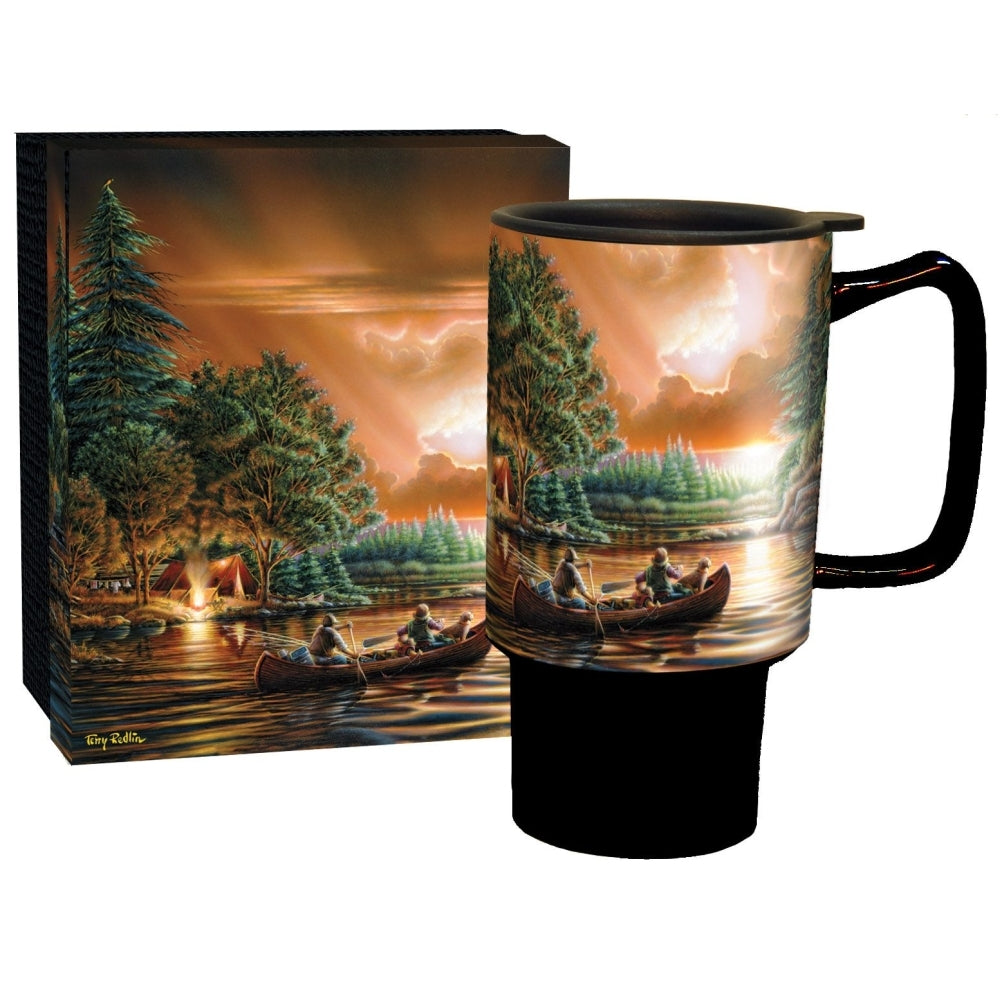 Evening Rendezvous Travel Mug