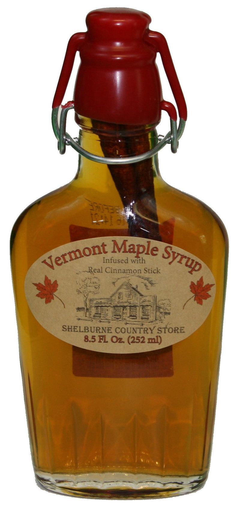 Maple Syrup Infused With Cinnamon - 8.5 oz