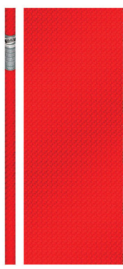 "30"" (25 square Foot) Foil Roll Wrap - Red"