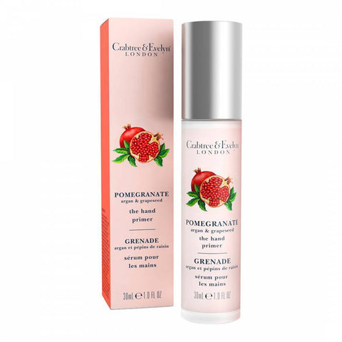 Crabtree & Evelyn Hand Primer - Pomegranate