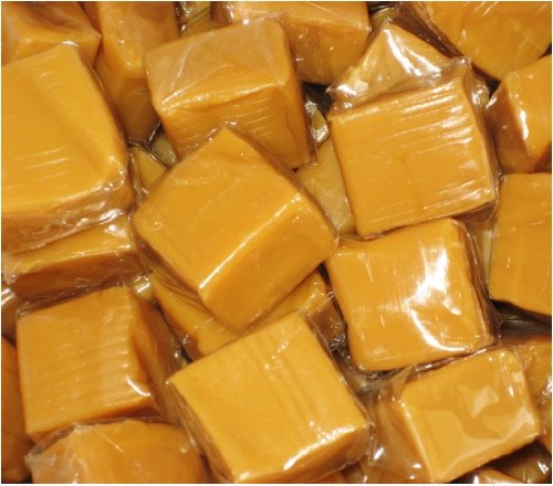 Kraft Caramel Cubes - Regular - 1 Pound