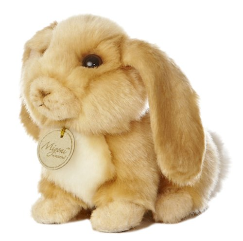 Aurora World Miyoni Lop Eared Bunny 8 inch Plush