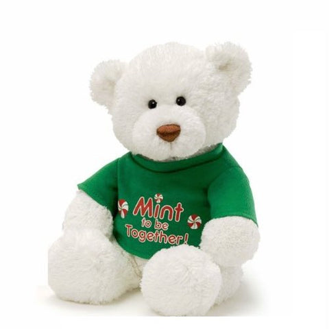 Gund Merry Mint T-Shirt Bear -