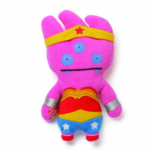 Uglydoll Dc Comics From Gund Tray As Wonder Woman