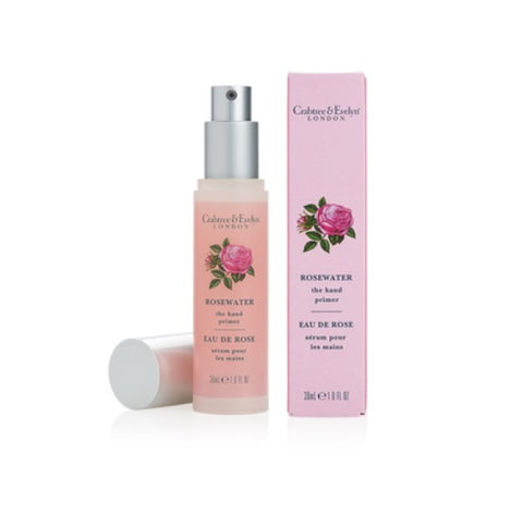 Crabtree & Evelyn Hand Primer - Rosewater