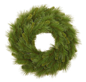 36 inch Mixed Pine Wreath