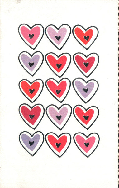 15 Hearts Card - Sweetest Day