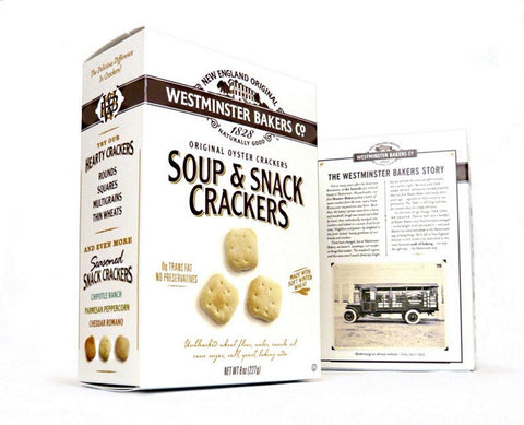 Westminster Oyster Crackers -
