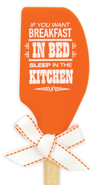 Breakfast In Bed Spatula