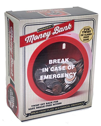 Emergency Money Bank