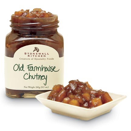 Stonewall Kitchen Old Farmhouse Chutney - 8.5 oz jar
