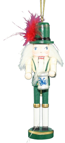 6 Inch German Nutcracker Ornament