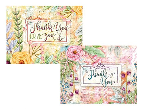 Sentiment Garden Boxed Notes