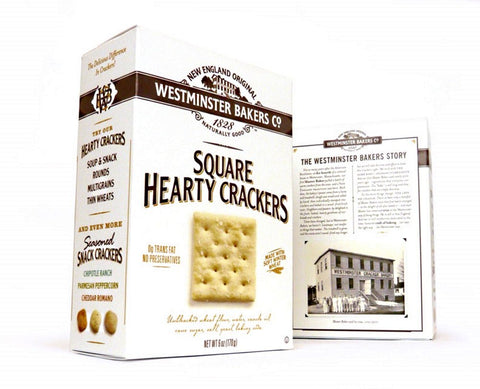 Westminster Square Crackers