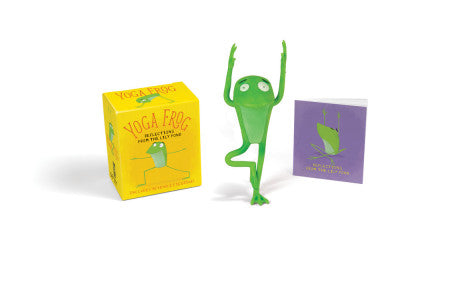 Yoga Frog Mini Kit