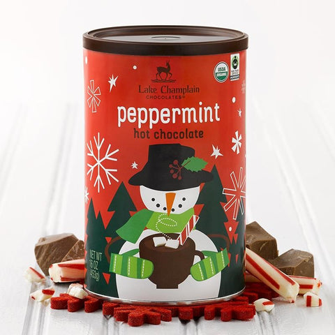 Lake Champlain Hot Chocolate Peppermint