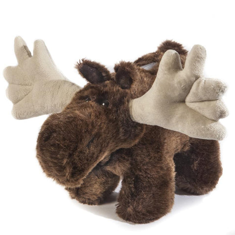 Moose  Plush Coin Bank