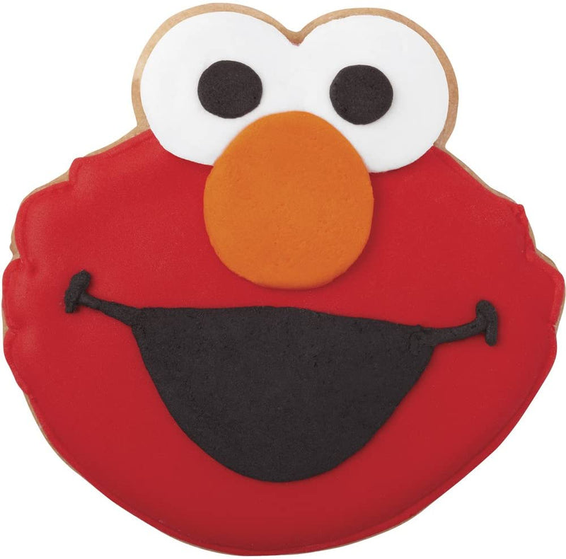 Elmo & Cookie Monster Cookie Cutter Set