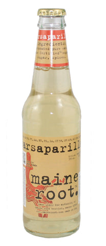 Maine Root Soda - Sarsaparilla