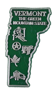Vermont State Magnet