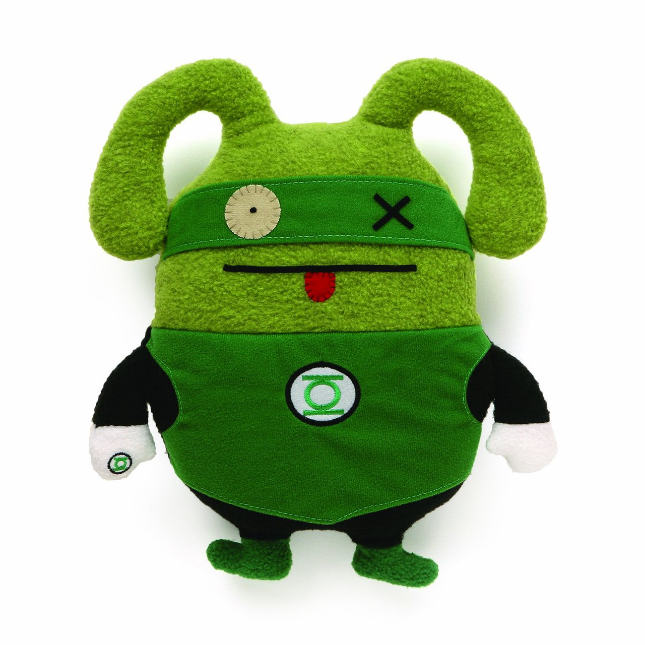 Uglydoll Dc Comics - Ox As Green Lantern