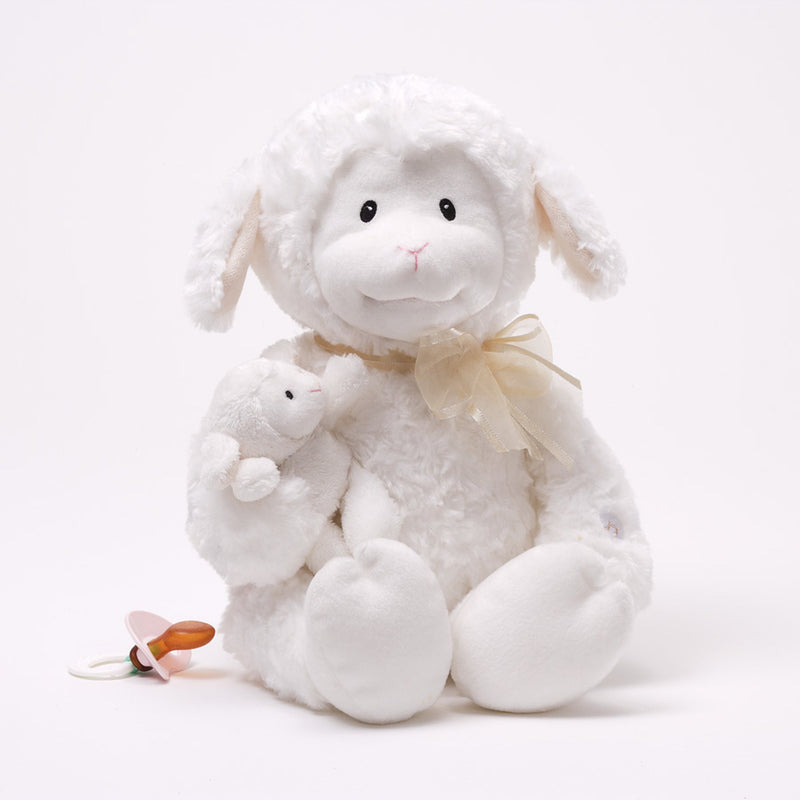 Nursery Rhyme Time Lamb Animated White