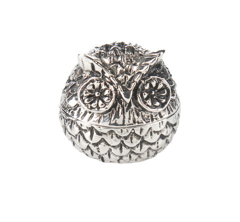 Lucky Little Owl Wish Box Charms