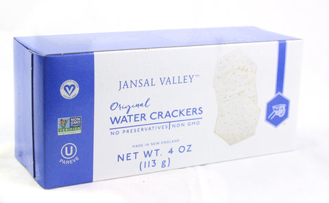 Original Water Crackers