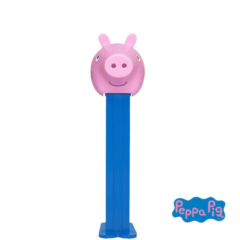 Pez Peppa Pig Dispenser with 3 Candy Rolls -