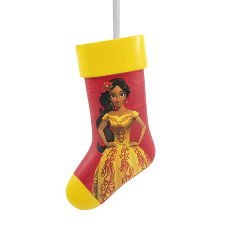 Resin Elena Stocking Ornament