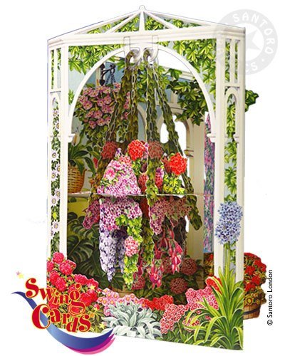 Hanging Basket - Swing Card