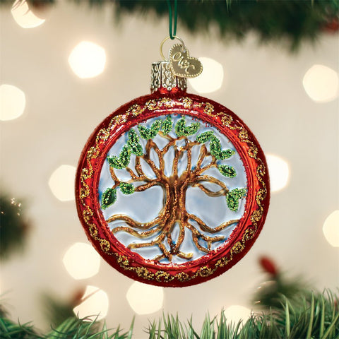 Old World Christmas Tree Of Life