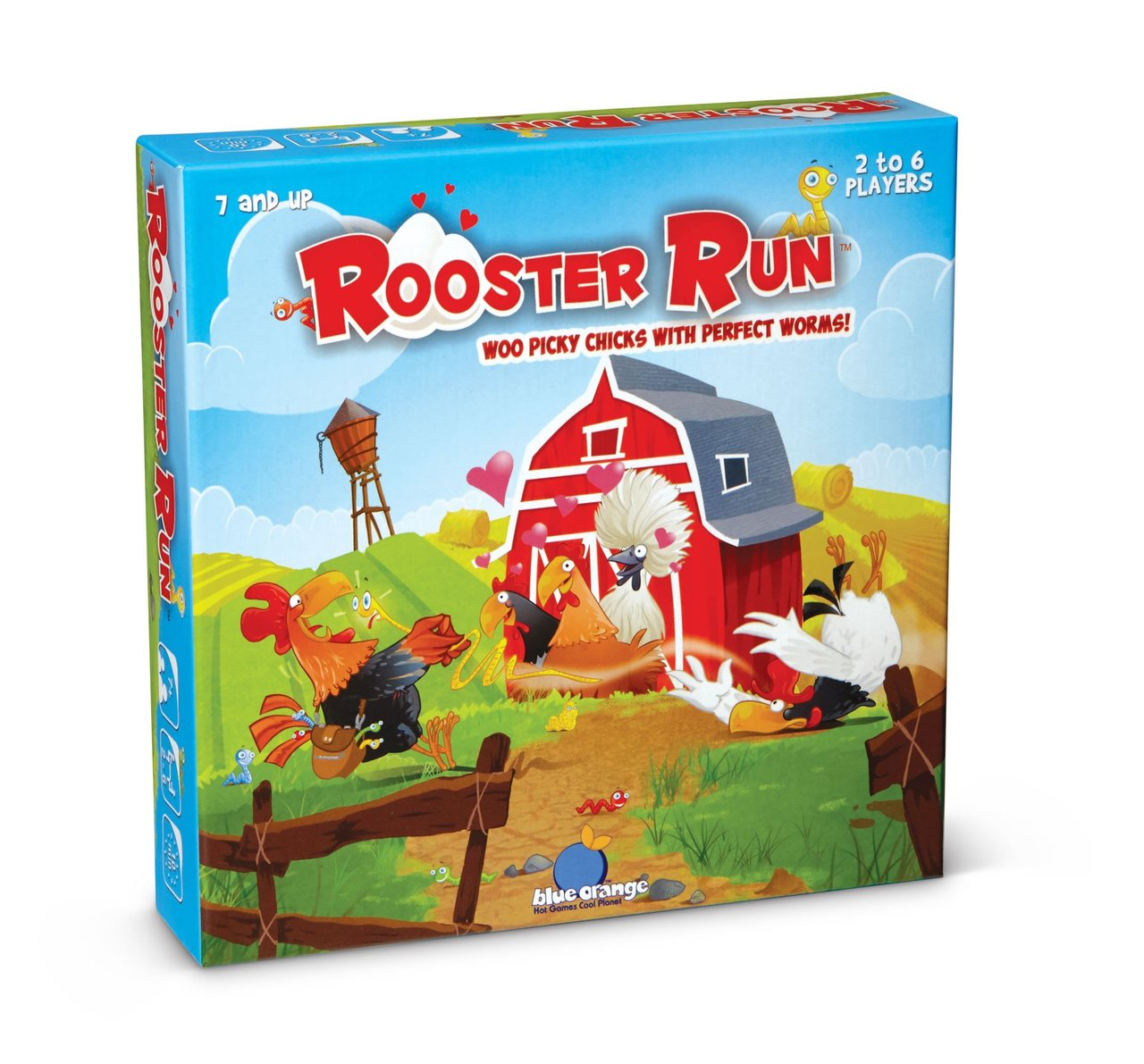 Rooster Run Game