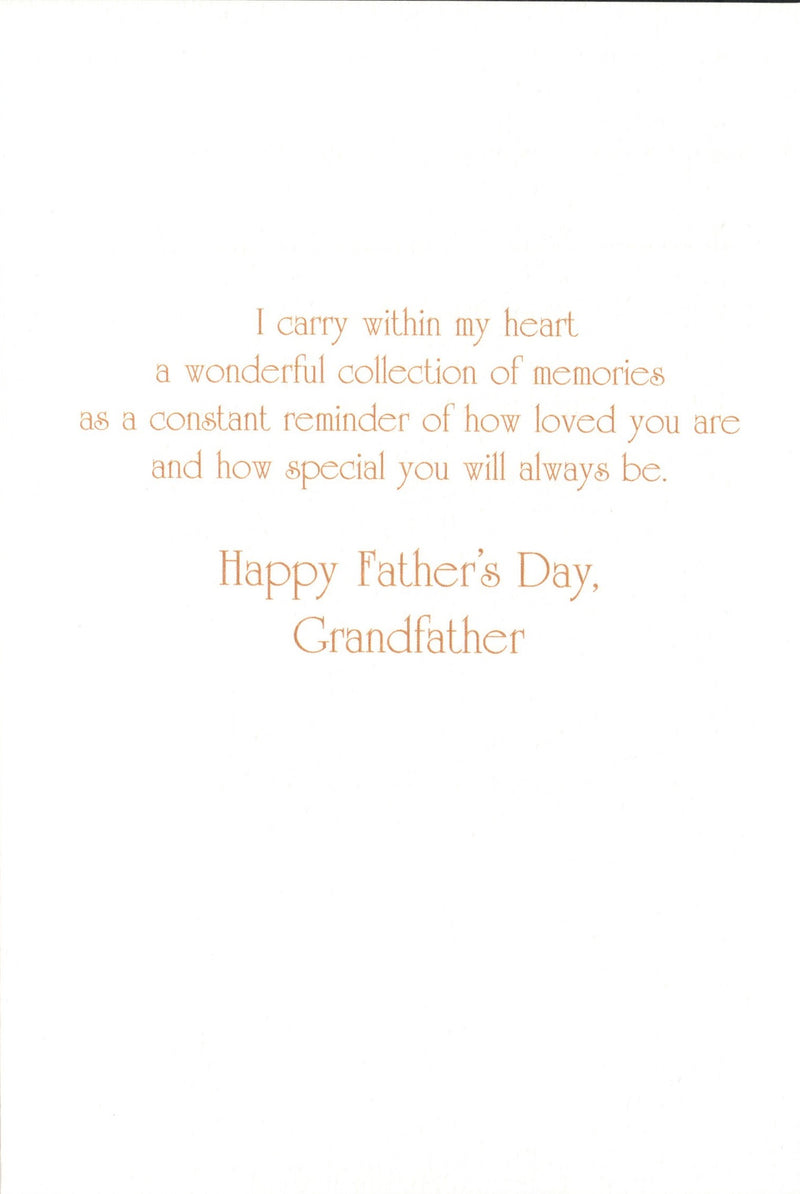 Grandfather Fathers Day Card