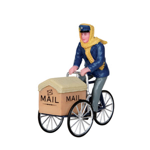 Mail Delivery Cycle