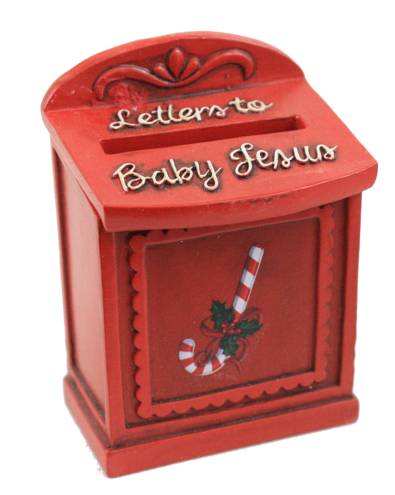 Letter To Jesus Ornament - 3""