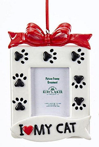 5.25 inch Pet Picture Frame Ornament -