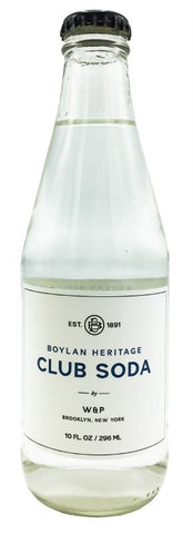 Boylan Club Soda 10 Ounce Bottle