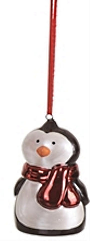 Ceramic Christmas Character Ornament -