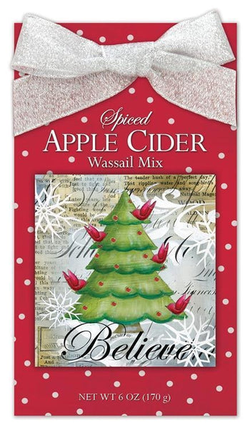 Christmas Wassail Spiced Apple Drink Mix -