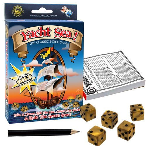 Yacht-Sea!  Dice Game