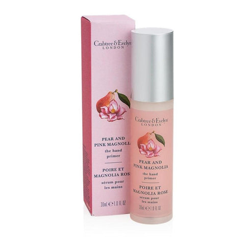 Crabtree & Evelyn Hand Primer - Pear and Pink Magnolia