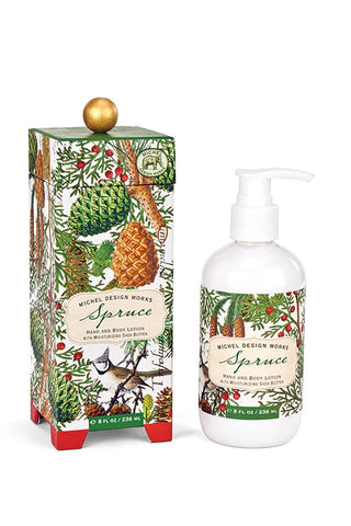 Hand and Body Lotion - Spruce