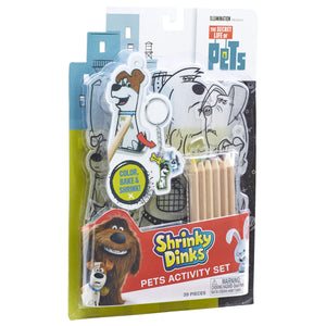 Pets Shrink Dinks Charm Kit